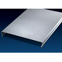 Best Fashionable  Aluminum Ceiling Tiles 150mm C-Shape  Excellent Extensibility On Visual Space wholesale