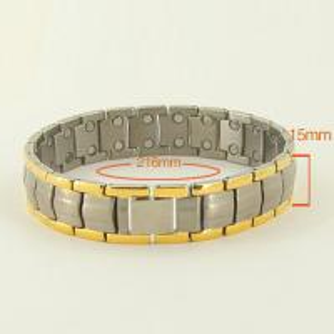 Best Jewelry stainless steel health germanium energy braclet,bio jewelry,anion braceltet wholesale