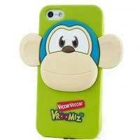 China 3D Animal shape colorful Silicone Call/mobile phone case/bag / OEM Design Welcome on sale