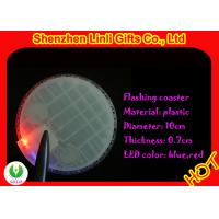 China Personalized barware gifts- cheap plastic lighted glass holder for KTV or promotional gift on sale