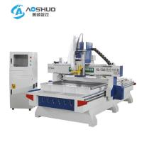 Best Automatic ATC Woodworking CNC Router Machine Taiwan TBI Ball Screw Transmission wholesale