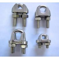 Best Stainless Steel Wire Rope Clip Fastener Riggings wholesale