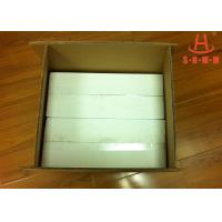 China Medical Absorbable Suture Plant Fiber Paper Rectangle Shaped Milky Color on sale