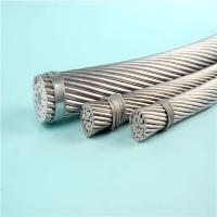 Best 10 ~ 1300mm2 Cross Section Bare Stranded Aluminum Wire , Low Voltage 795 Acsr Core Wire wholesale
