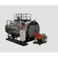 Best Automatic 2 Ton Gas Fired Steam Boiler For Radiant Heating , High Pressure wholesale