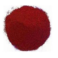 Best 1309−37−1 Red Colour Powder Pigment Inorganic As Rubber Flooring Material , C.I. Pigment wholesale