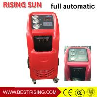 Best Car workshop used Full automatic AC recovery machine for sale wholesale