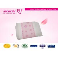 Best Customized Cotton Healthy Sanitary Napkins 240mm / 290mm Lengths Optional wholesale