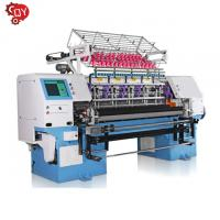 China QYLS-76/64 Computerized Shuttle Multi-needle Quilting Machine for bedding covers on sale