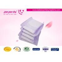 Best Ultra Thin or Regular  Thick OEM Sanitary Napkins Disposable With Cotton Surface wholesale