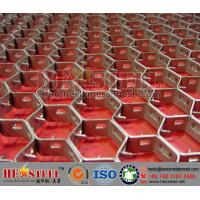 "Best SS304 Hexsteel Refractory anti-abrasive linings for cyclones| 14Gx1""x2"" wholesale"