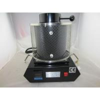 Buy cheap Jewelry Equipmen Small Induction Melting Furnace (Black), 2KG Gold/Silver from wholesalers