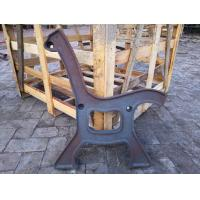 Best Antique Powder Coated Cast Iron Bench Ends And Steel Garden Bench Seat wholesale