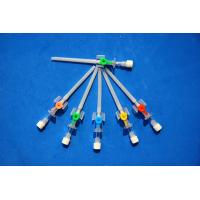 China IV Catheter/IV Cannula With Injection Port on sale