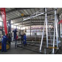China OEM ODM Cold Pressed Mobile Tower Scaffold / Mobile Aluminium Scaffolding Tower on sale