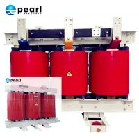 Best Dry Type Two Winding Power Transformer Self Extinguishing 35kV - 100 KVA wholesale