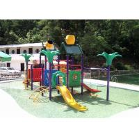 Best Funnuy Kids Water Aqua Playground Children Play Area Equipment 9.5*6.5m wholesale