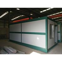 Best Africa hot sale Modular Sandwich panel folding container office container house wholesale
