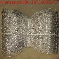 China wire cable netting/ zoo netting/stainless steel rope fittings/ steel mesh netting/ wire rope eyelet/ ss cable railing on sale
