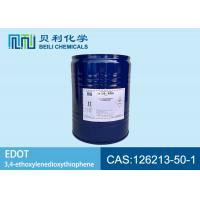 Best 99.9% purity Electronic Grade Chemicals EDOT / EDT CAS 126213-50-1  near colorless to pale yellow liquid wholesale