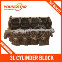 Best Cylinder Block TOYOTA Hilux Dyna Hiace Iron Casting Engine Cylinder Block 3L 2.8L 11101-54 wholesale
