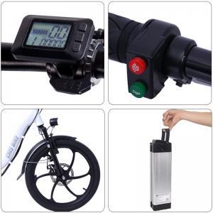 Best 36V 500W Rear Drive 20 Inch Folding Electric Bike wholesale