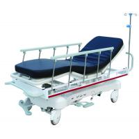 Cheap Galvanized Steel Tube X - Ray Hydraulic Transport Stretcher For Emergency Room for sale