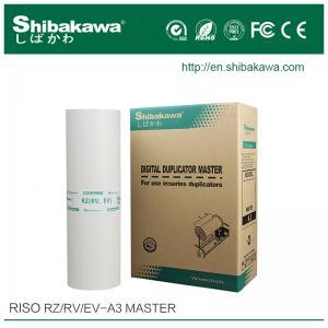 Best Z-type master roll A3 for riso digital stencil duplicator machine wholesale