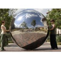 China Custom Color PVC Inflatable Floating Disco Mirror Ball With Lighting on sale