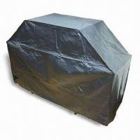 China Barbecue Cover, Measuring 25/53 x 18 x 23/35 Inches, Suitable for Table Type Gas Grill on sale