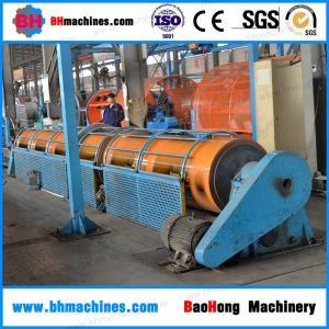 China tubular stranding steel wire rope twisting machine bearing type tubular aluminum wires stranding machine on sale