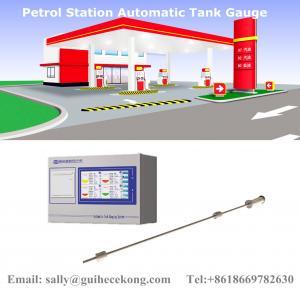 Best Guihe OEM SP300 GAS station oil tank ATG automatic tank gauge sensor liquid level meter magnetostrictive probe wholesale