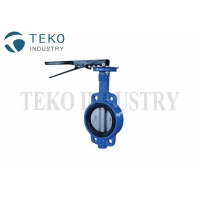 Best Low Pressure Concentric 4 Inch API609 Butterfly Valve For Water wholesale