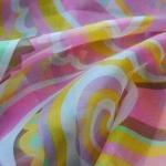 Best 8mm Silk Chiffon Fabric with Printing wholesale