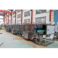 China Carbonated Drink / Beer Tunnel Pasteurization Equipment For Bottled Beverage Production Line on sale