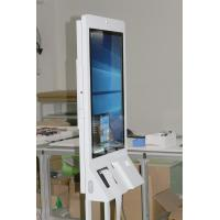China 32 Inch Nfc Self Service Banking Kiosk Terminal 10 Point Ture Falt Pcap Touch screen kiosk on sale