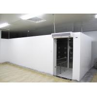 Best 90 Degree Turn Personnel Air Shower Tunnel  ,  Clean Room Equipments With Painted Steel Material wholesale