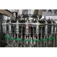 Best Industrail Mineral Water Glass Filling Machine , Glass Milk Bottle Filling Machine wholesale