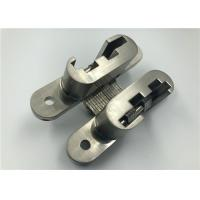 Cheap Ultra Quiet Chrome Piano Hinge , SOSS 208 Hinge Wear Resistant for sale
