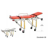 China Aluminum Alloy Ambulance Stretcher , Auto Loading Stretcher Folding Elevator on sale