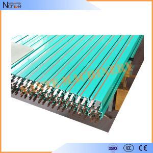 Best PVC Enclosed Conductor Rail System Self - Extinguishing Green Boxline wholesale