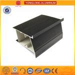 Best Powder Coated Aluminium Profile For Windows Or Doors Frame Champangn , Bronze wholesale