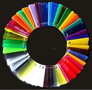 China hot sale acrylic glass sheets /color PMMA glass shees /coloured acrylic sheet on sale