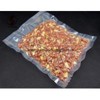 Best Nuts / Dry Fruits Vacuum Seal Storage Bags With Multiple Extrusion Laminated Material wholesale