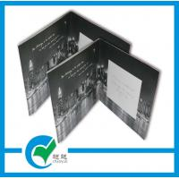 Best Musical Recording Greeting Card Stock Paper Lighting Printing For Holiday Invitation wholesale