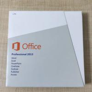 China All Lanugage Microsoft Office 2013 Professional Plus Download KEY Code License Card on sale