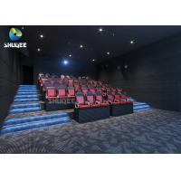 Best Simulator Arcade PU Leather Movie Theater Seats wholesale