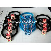 Best Promotional hair decoration gifts custom girls children hair decorations clips pins ties bands supply wholesale