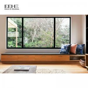 Best Contemporary Home Anodized Aluminum Windows / Balcony Aluminum Storm Windows wholesale