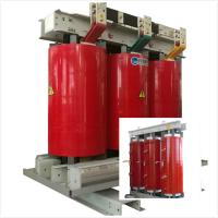 Best Fireproof Air Cooled Transformer 6.6 KV - 800 KVA With Silicon Steel Sheet Core wholesale